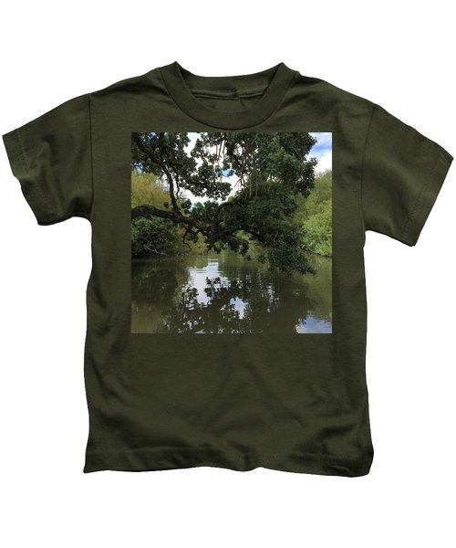 Laguna Bridge Kids T-Shirt