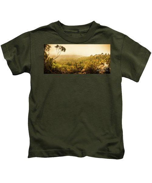 Land Before Time Kids T-Shirt
