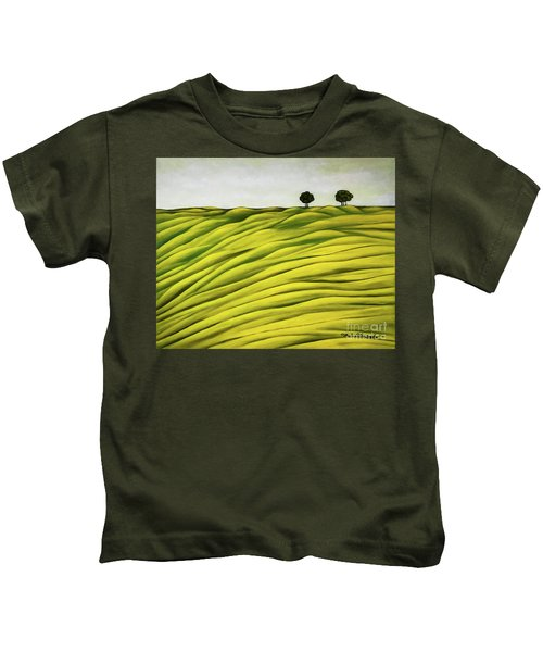 Land Of Breather Kids T-Shirt