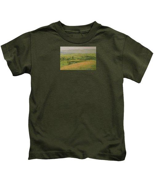 Land Of Grass Kids T-Shirt
