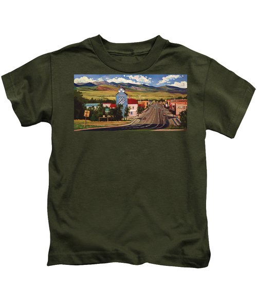 Lander 2000 Kids T-Shirt