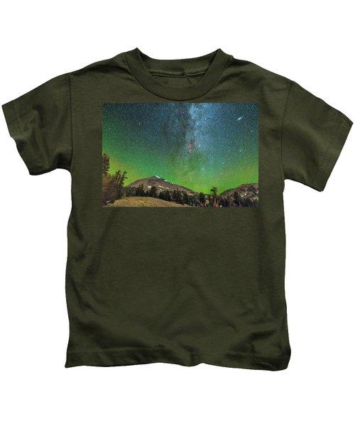 Lassen Nights Kids T-Shirt