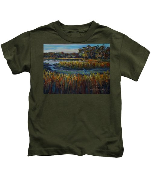 Late Afternoon Kids T-Shirt