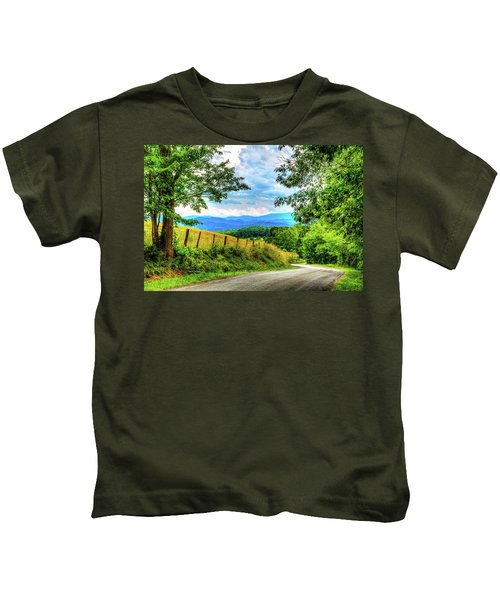 Laurel Hill View Kids T-Shirt