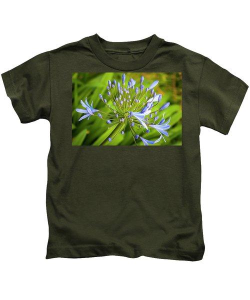 Lavendar Buds Kids T-Shirt