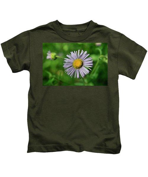 Lavender Serenity Kids T-Shirt