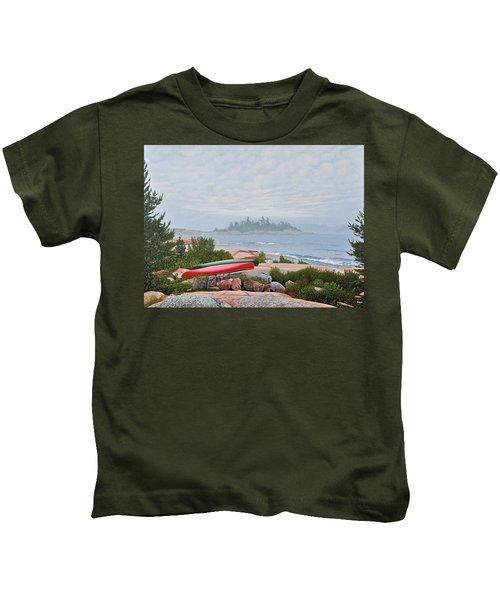 Le Hayes Island Kids T-Shirt