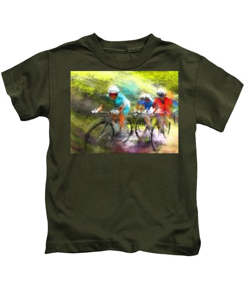 Le Tour De France 11 Kids T-Shirt