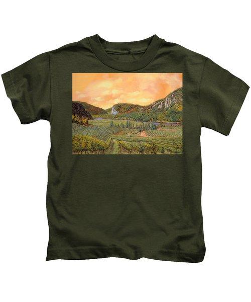 Le Vigne Nel 2010 Kids T-Shirt