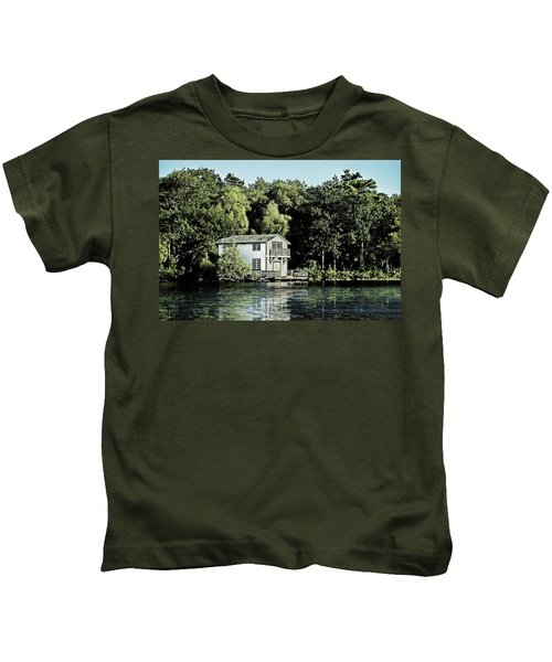Leacock Boathouse Kids T-Shirt