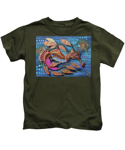 Leafy Seadragon Kids T-Shirt