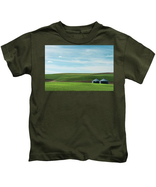 Less Is More. Kids T-Shirt