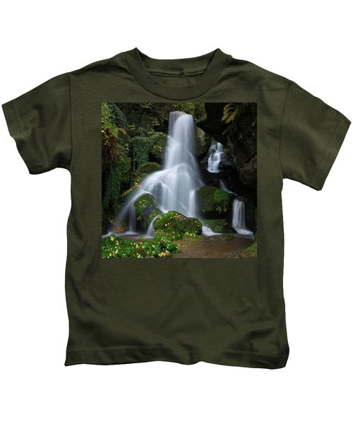 Lichtenhain Waterfall Kids T-Shirt