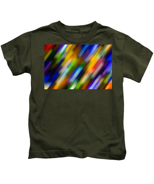 Light In Motion Kids T-Shirt