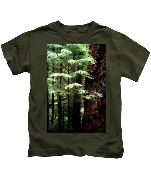 Light On Trees Kids T-Shirt