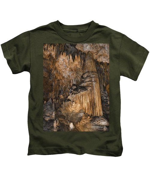 Like Organ Pipes They Stand Kids T-Shirt