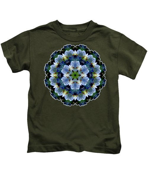 Lily Medallion Kids T-Shirt