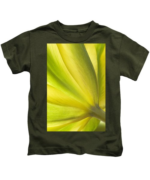 Lime Tulip Kids T-Shirt