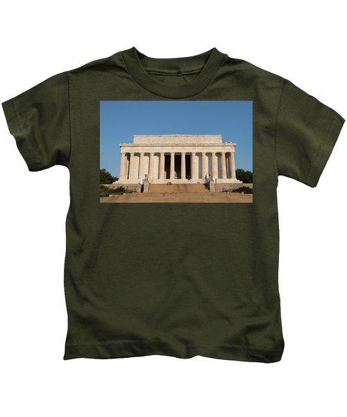 Lincoln's Memorial Kids T-Shirt