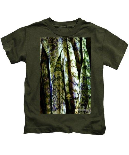 Lines Kids T-Shirt