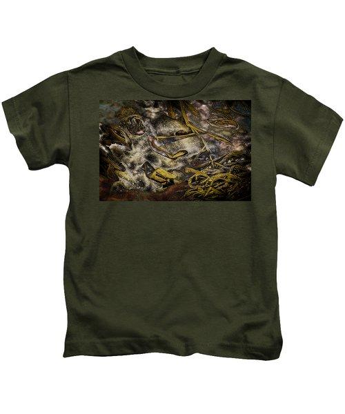 Listening To The Semifrozen Marsh Kids T-Shirt