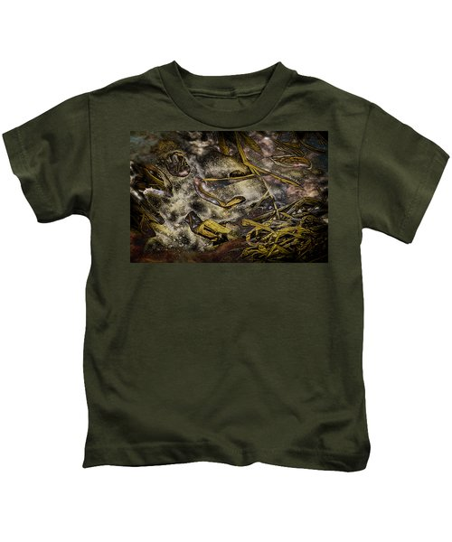 Listening To The Semifrozen Marsh Kids T-Shirt