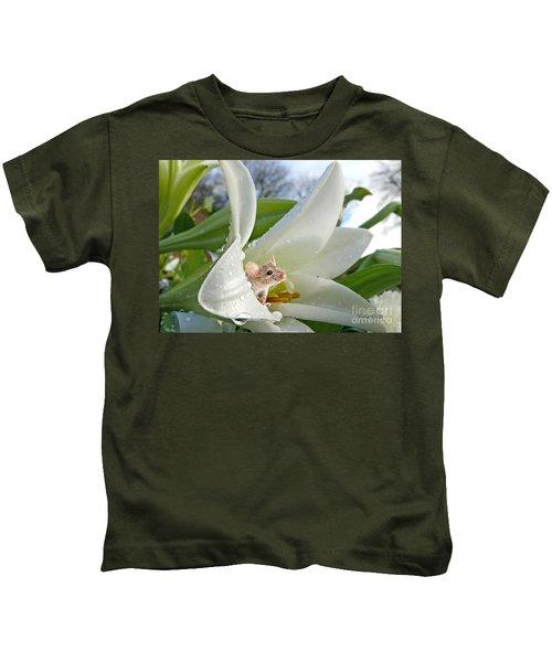 Little Field Mouse Kids T-Shirt