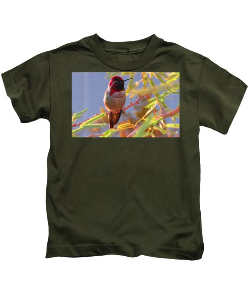 Little Jewel With Wings Second Version Kids T-Shirt