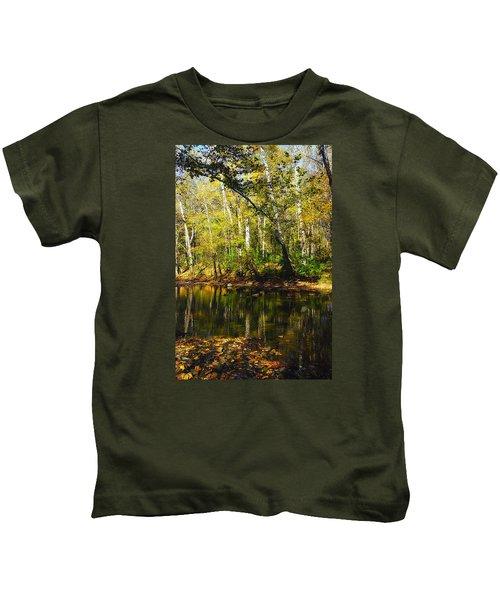 Little Miami River Kids T-Shirt
