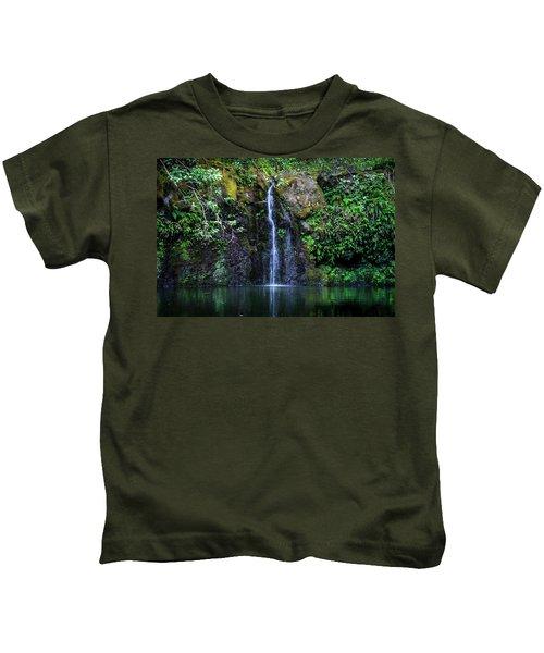Little Waterfall Kids T-Shirt