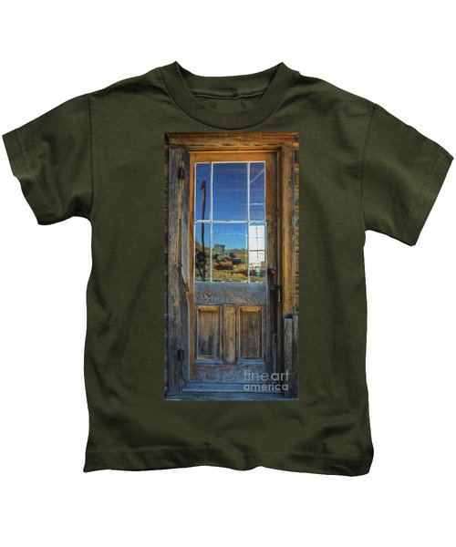 Locked Up Memories Kids T-Shirt