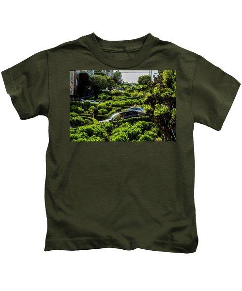 Lombard Street Kids T-Shirt