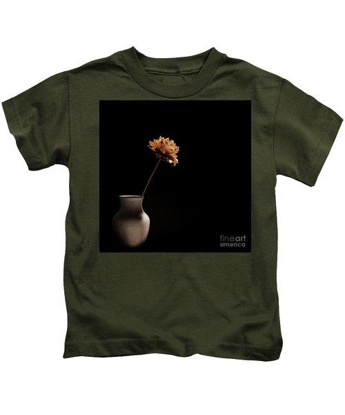 Lone Flower Kids T-Shirt
