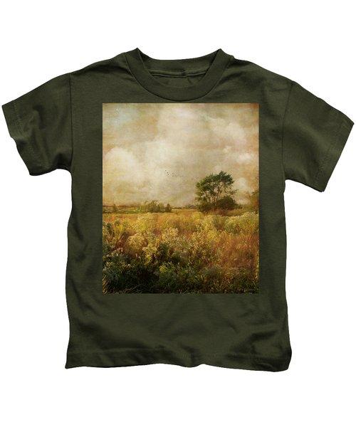 Long Ago And Far Away Kids T-Shirt