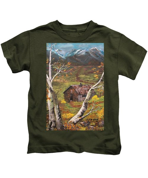 Still Standing Kids T-Shirt