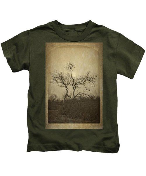 Long Pasture Wildlife Perserve. Kids T-Shirt