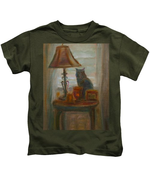 Longing- A Not-so-stillife Kids T-Shirt