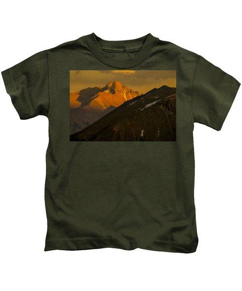 Long's Peak Kids T-Shirt