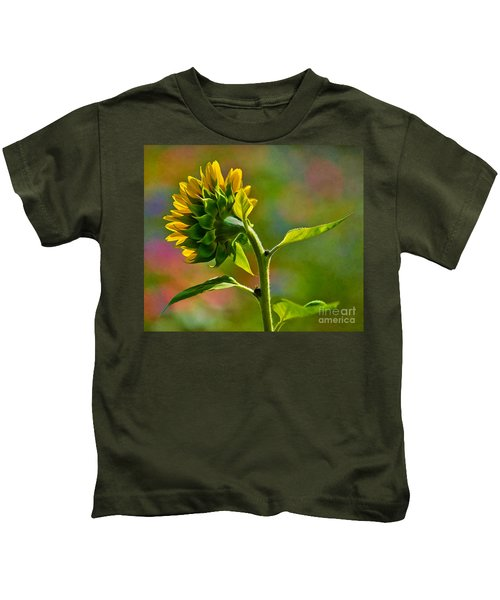 Looking For The Sun Kids T-Shirt
