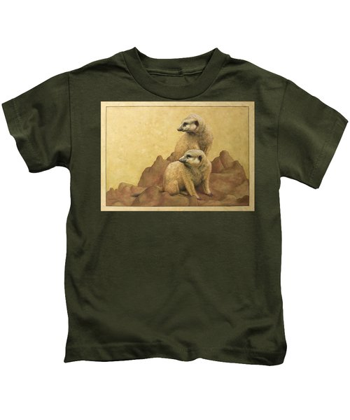 Lookouts Kids T-Shirt