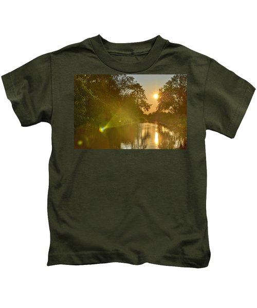 Loosdrecht Lensflare Kids T-Shirt