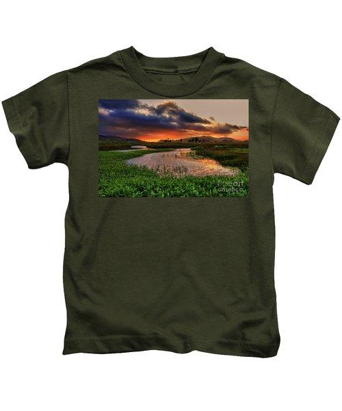 Los Osos Valley Kids T-Shirt