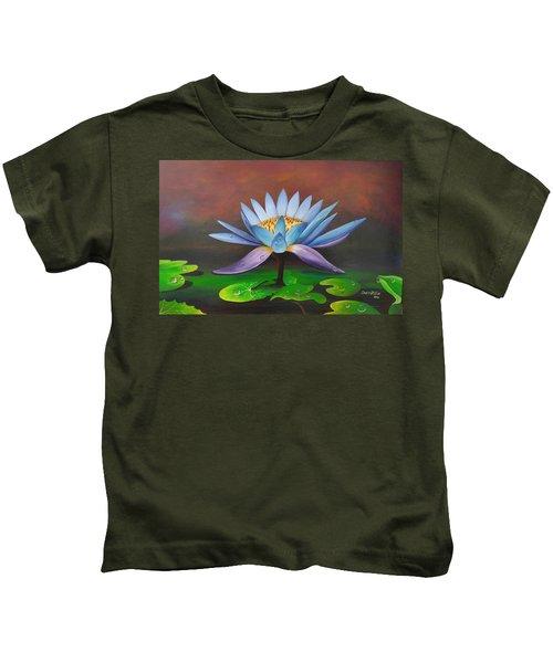 Lotus Blossom Kids T-Shirt