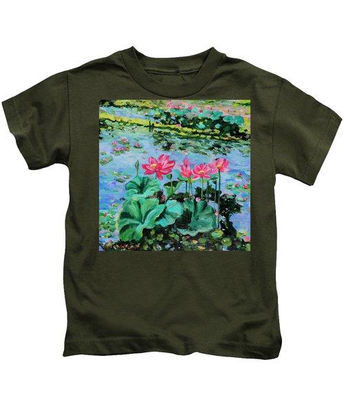 Lotus Kids T-Shirt