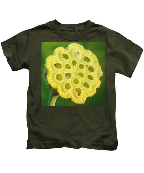 Lotus Pod Kids T-Shirt