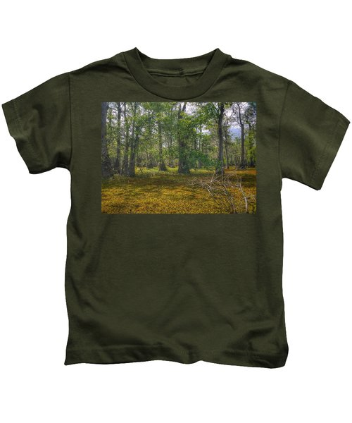 Louisiana Swamp Kids T-Shirt