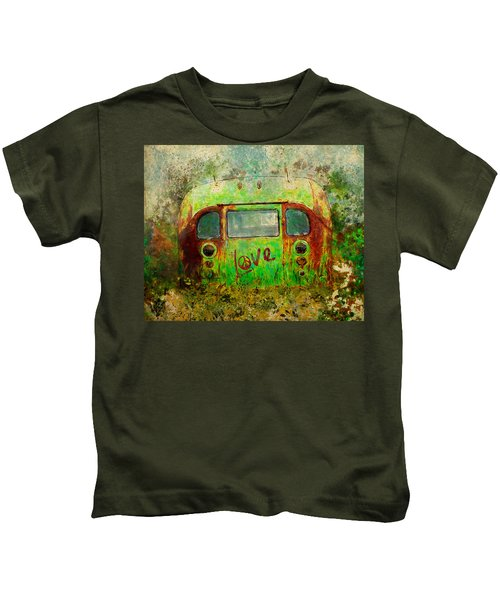 Love Bus Kids T-Shirt