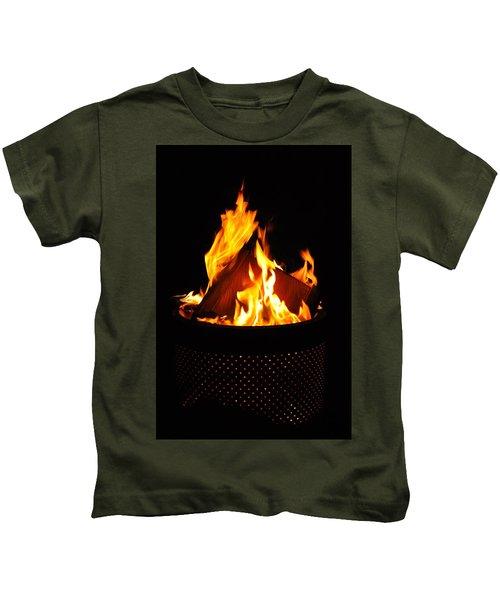 Love Of Fire Kids T-Shirt