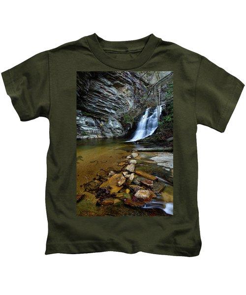 Lower Cascades Kids T-Shirt