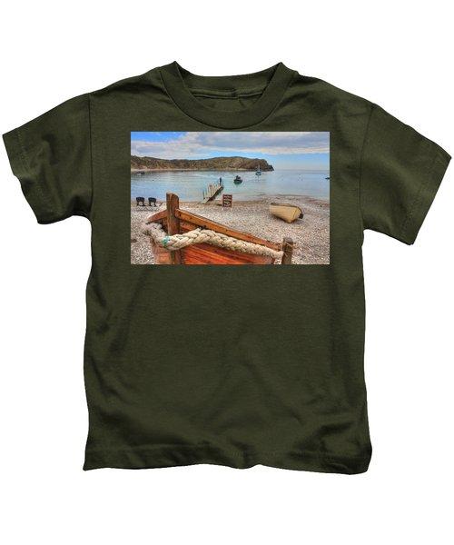 Lulworth Cove Kids T-Shirt